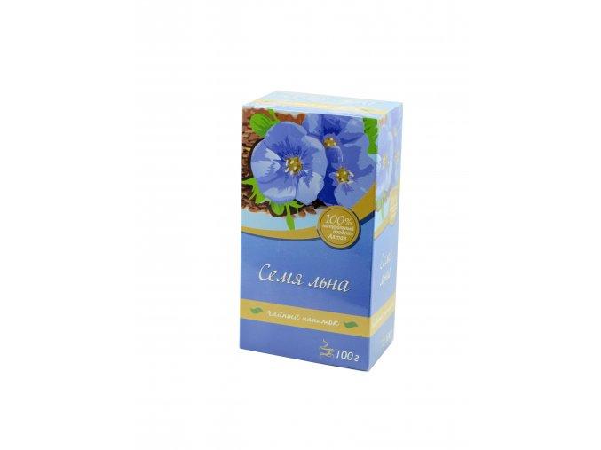 Firma Kima Čaj z ľanových semienok 100g