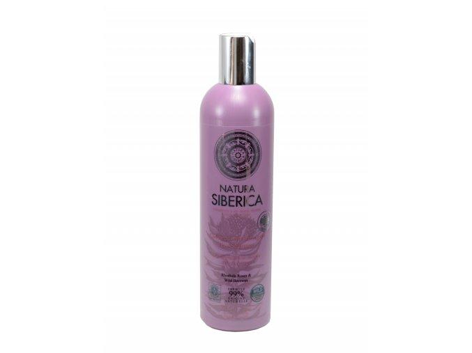 Natura Siberica- Šampón – Výživa a regenerácia pre farbené a zničené vlasy- 400ml