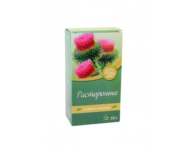 Firma Kima čaj z pestreca mariánskeho 50g