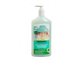 Organic People Bio-balzam na umývanie riadu Green Clean Aloe- 500ml