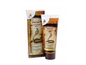 Eliksír Zmijovít - krém s hadím jedom a paprikou- 75 ml