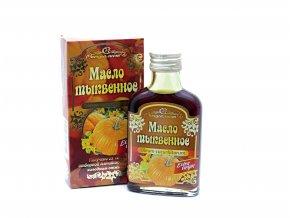 Specialist 100% Tekvicový olej, za studena lisovaný - 100ml