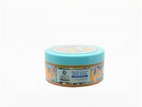 Natura Siberica Professional rakytníkovo- medový telový peeling – hlboké očistenie - 300 ml