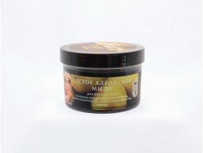 Planeta Organica mydlo Aleppo – na vlasy a telo - 450 ml
