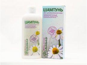 MedikoMed- Babičkine recepty Šampón  rumančekový hypoalergénny - 250 ml