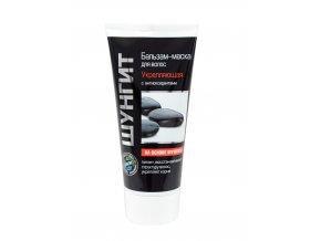 Fratti Spevňujúca balzamová maska na vlasy so šungitom s antioxidantmi - 180 ml