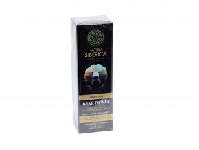 Natura Siberica Men Intenzívny organický krém proti vráskam Sila Medveďa - 50 ml