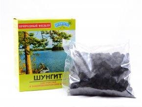 Šungit Minerál - prírodný filter vody- 500g