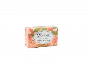 MONPARI-Tuhé toaletné parfemované mydlo Závan prírody- 200g