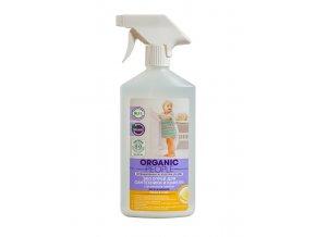 Organic People- Eco sprej pre Vašu kúpeľňu s organickým citrónom- 500ml