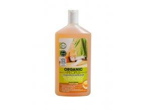 Organic People- Eco čistiaci gél na parkety so včelím voskom- 500ml