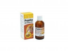 Propolis rozpustený v oleji 20%