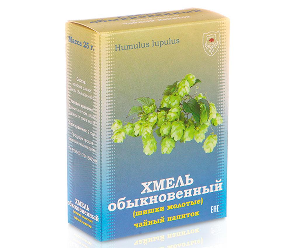 Chmeľ obyčajný – čaj - Fitosila - 25g