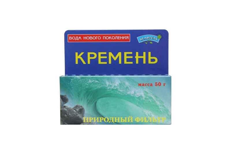 Prírodný liečiteľ Kremík - prírodná filtračná voda 50g Hmotnosť: 50 g