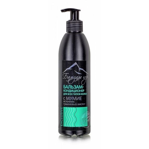 Balzam - kondicionér na vlasy s mumiom - Mountain balm - Farm Produkt - 300 ml
