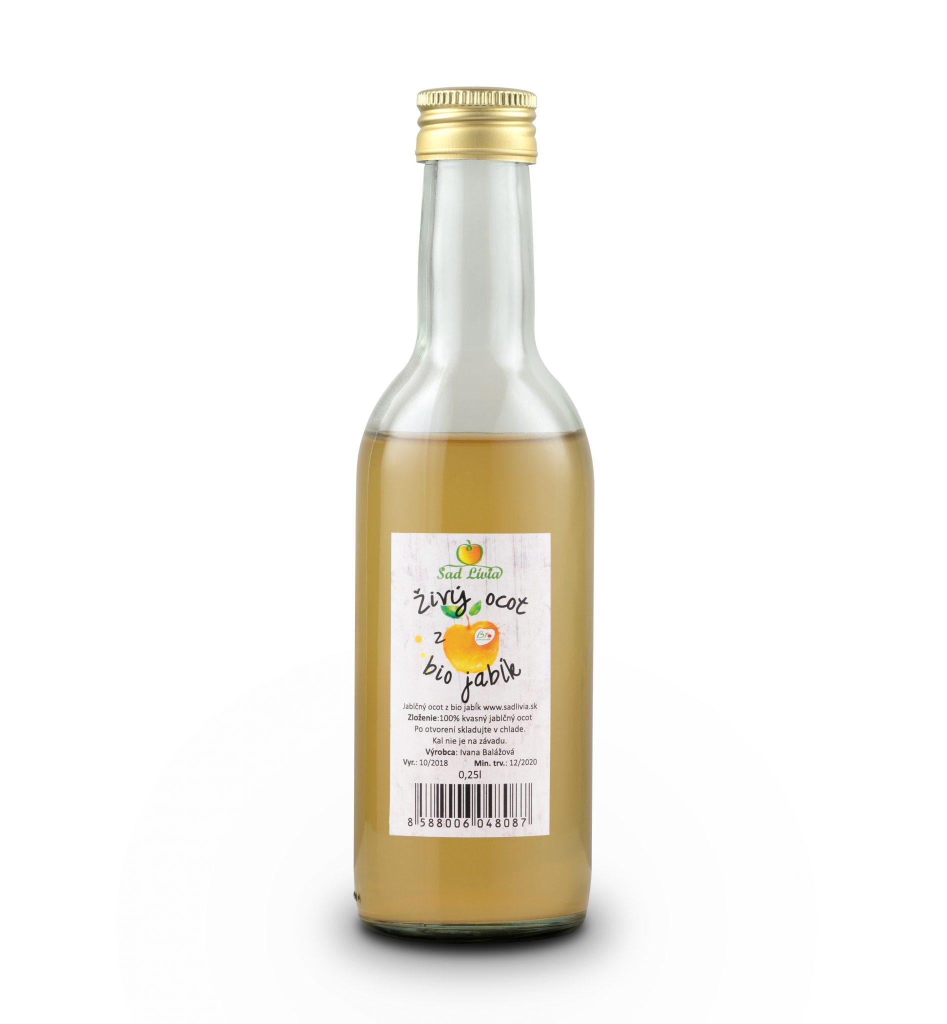 Masticha Terapia Bio Jablčný ocot – 350 ml