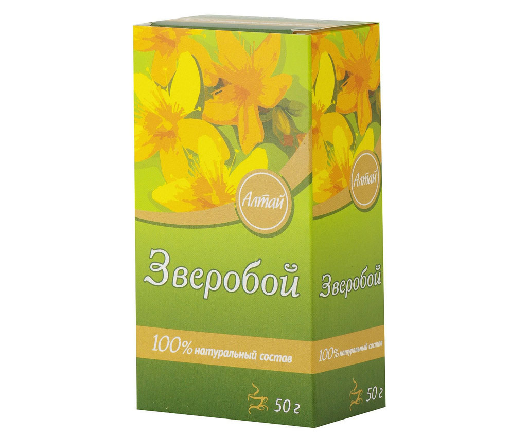 100% sušený ľubovník bodkovaný - drvený - čajový nápoj - Firma Kima Hmotnosť: 50 g