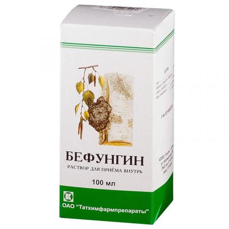N/A Čaga extrakt - Befungin - 100 ml