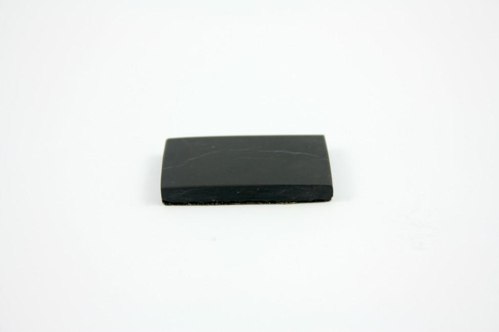 Šungitové kamene Šungit - platnička na mobil Variant: Obdĺžnik