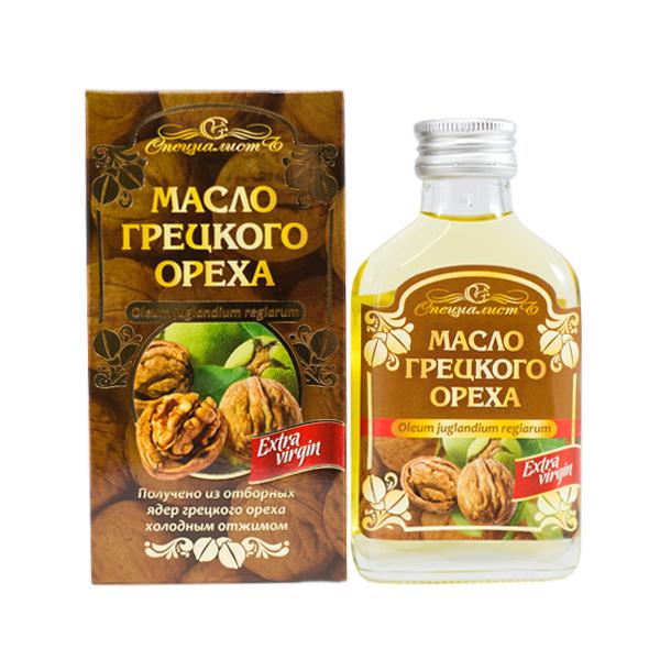 100% Olej z vlašských orechov, za studena lisovaný, panenský - Specialist - 100 ml