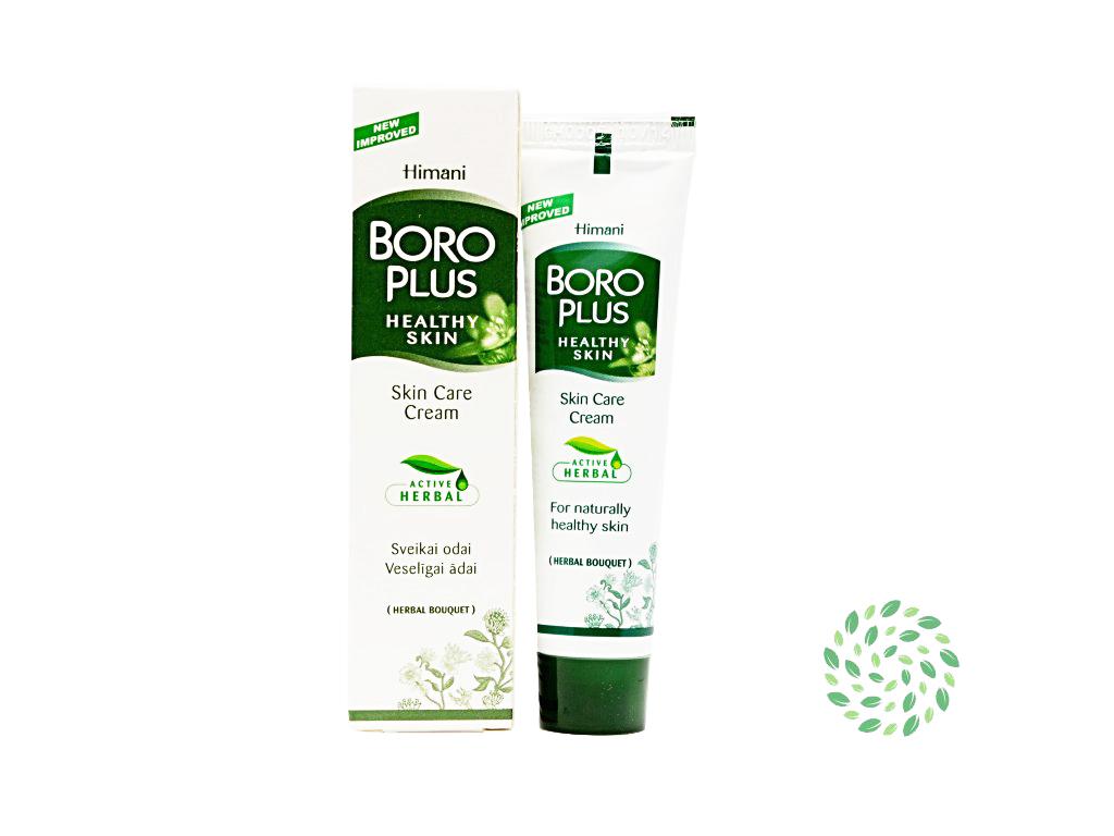 Boro Plus - krém na tvár (herbal bouquet)