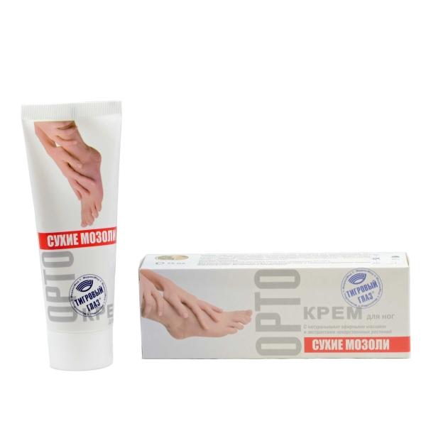MedikoMed ORTO krém na nohy na suché mozole- 75ml