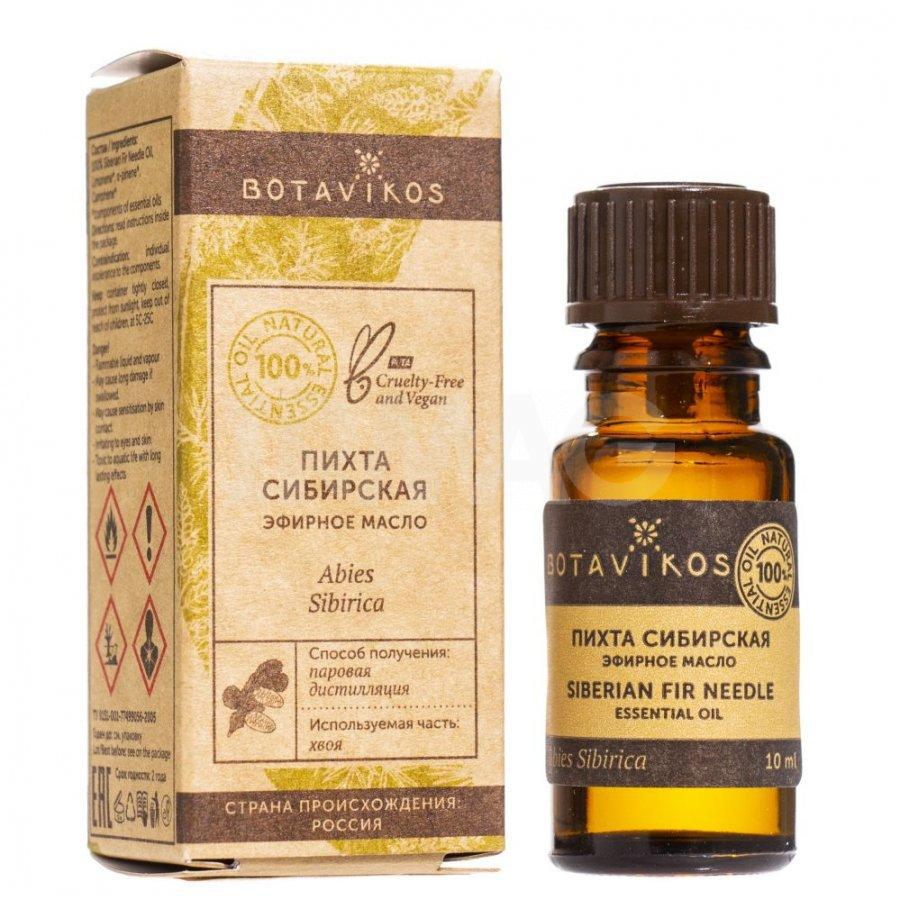 100% esenciálny olej z jedle sibírskej - Botavikos - 10 ml