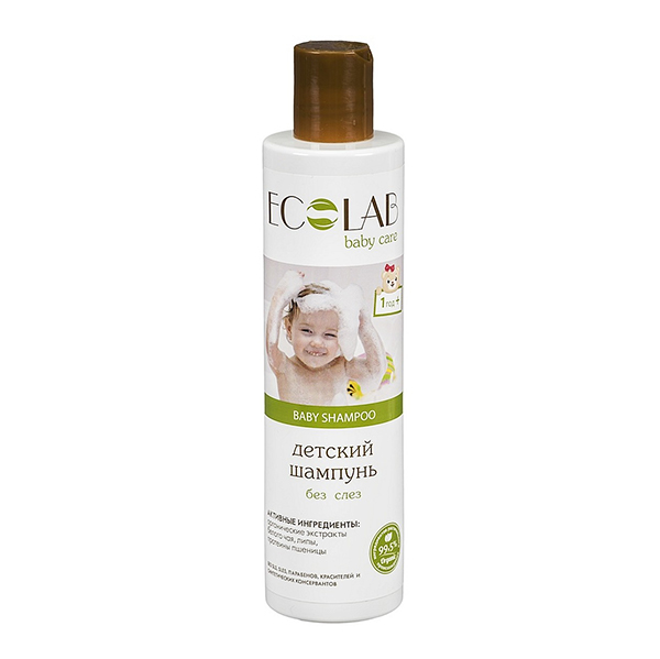 Detský šampón - EOLab - 250ml