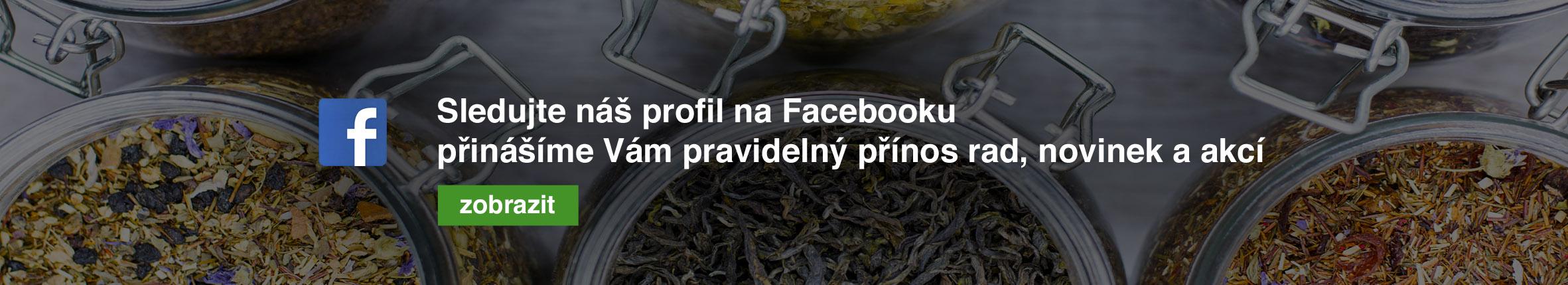 Sledujte náš profil na Facebooku