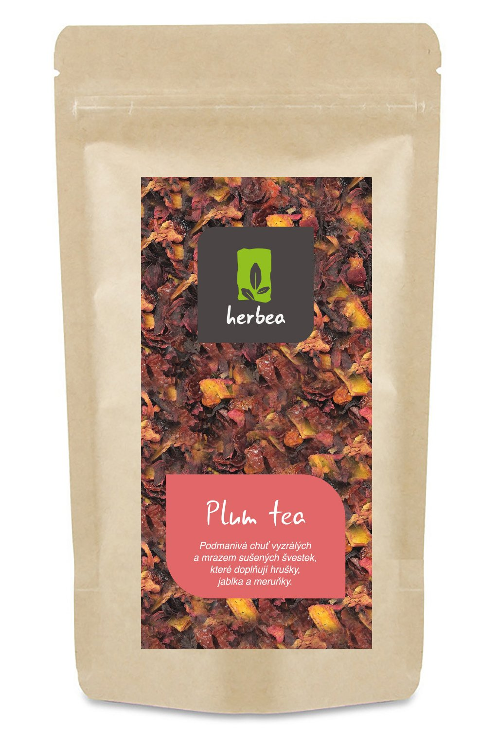plum tea nahled