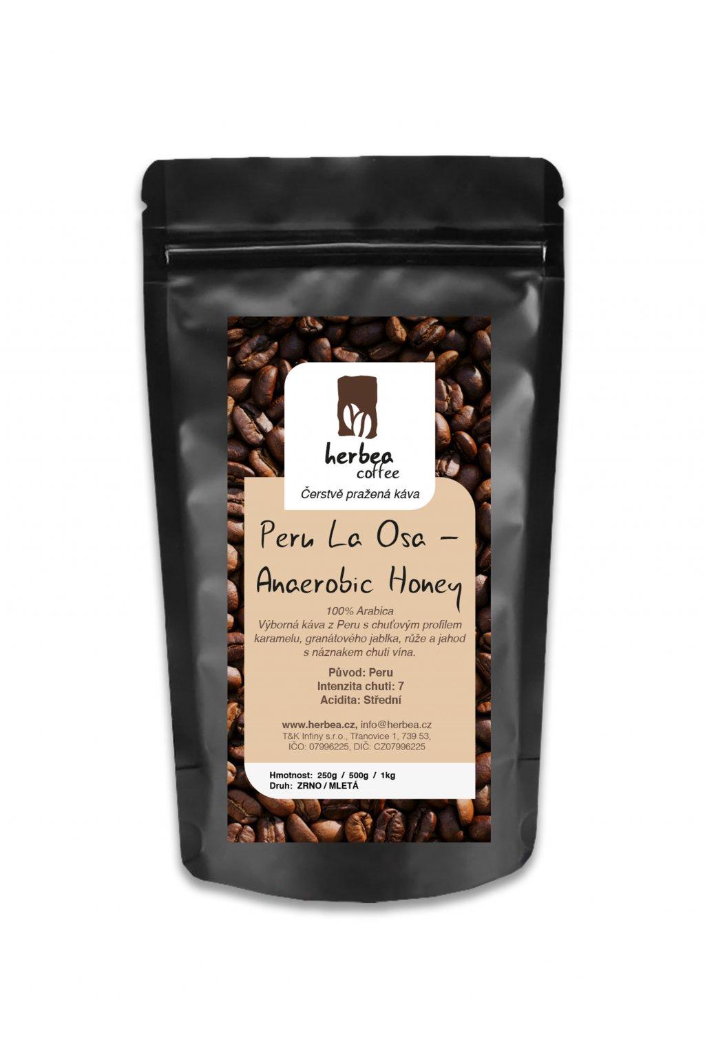 Peru La Osa – Anaerobic Honey nah