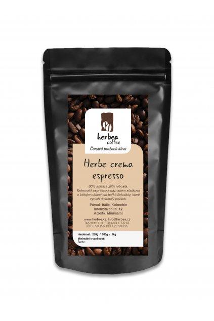 Herbe crema espresso32