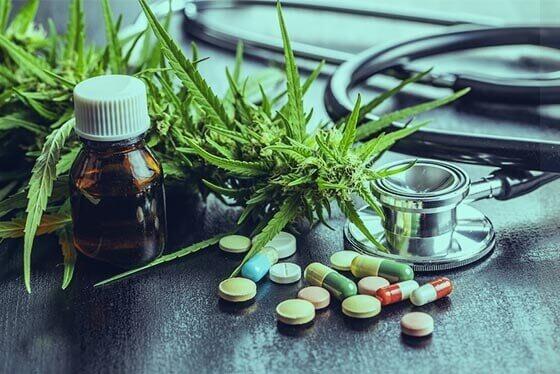 CBD a interakce s jinými léky