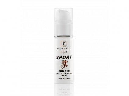 Sport krém na svaly a klouby, 250 mg CBD, 30 ml 1