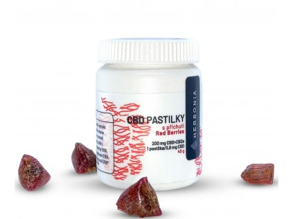 pastilky redberries