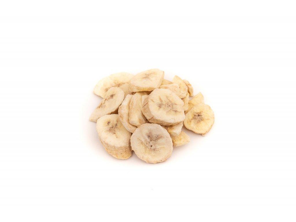 banan platky lyofilizovana 20g