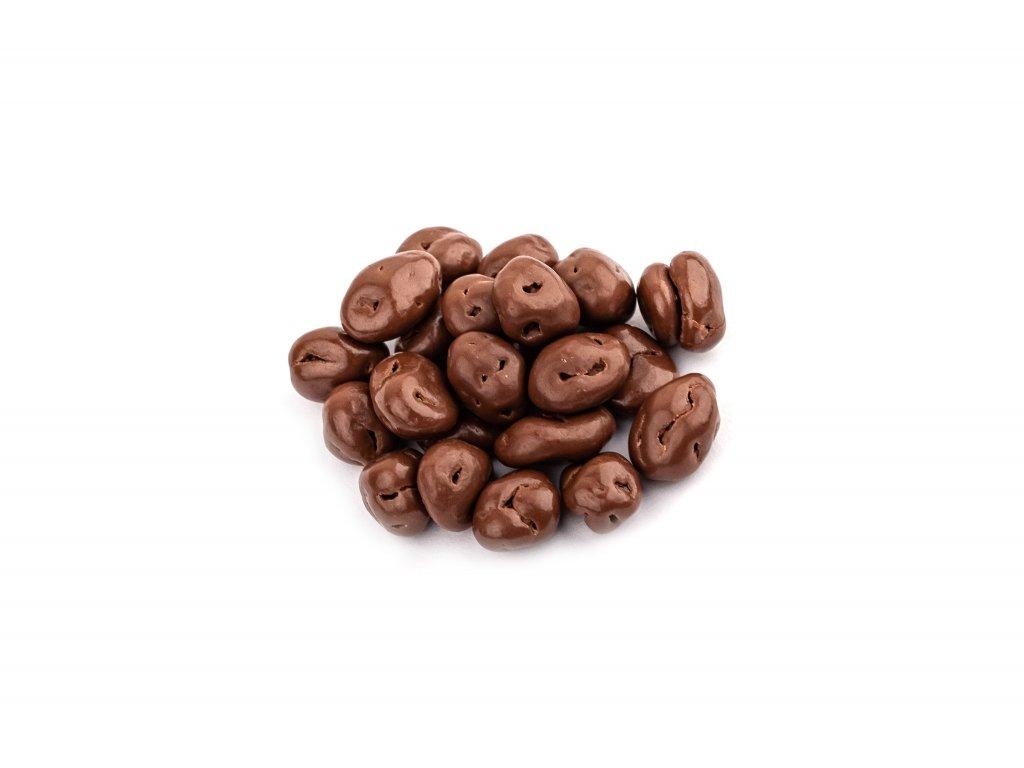 Rozinky Jumbo v horke cokolade