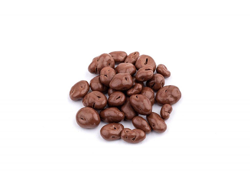Brusinky v Mlecne cokolade 1