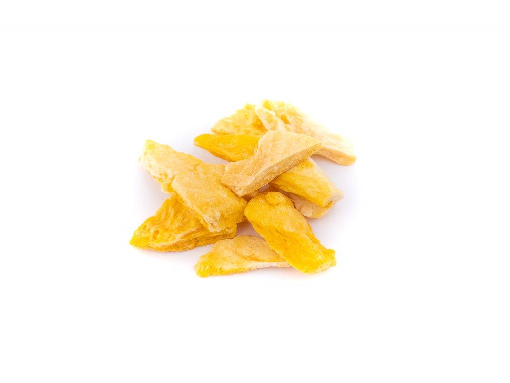 mango platky lyofilizovane