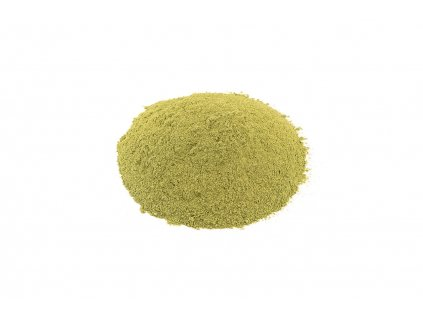 zeleny jecmen prasek