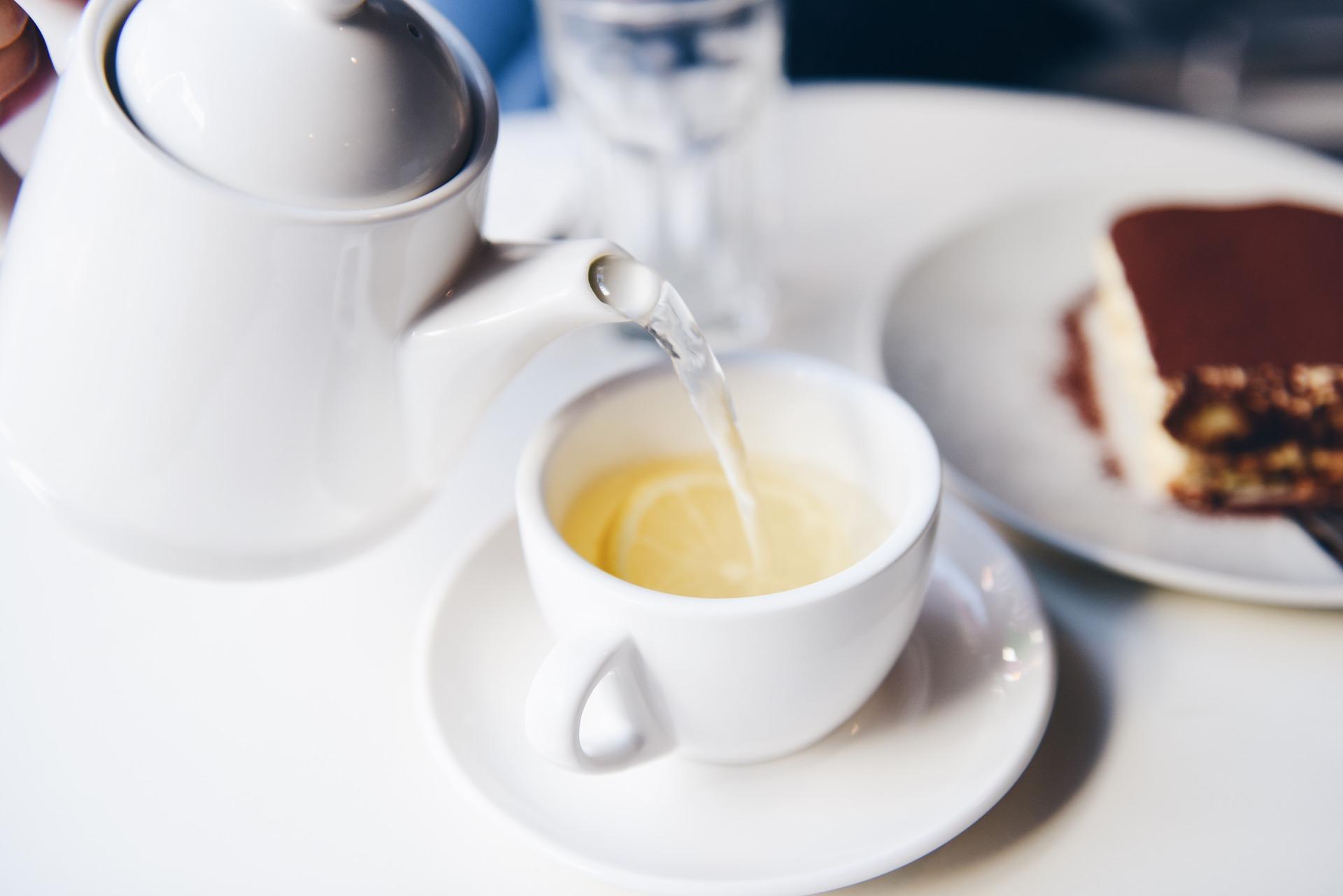 Green Tea Can Loosen Weight