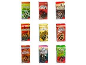 Black Tea Loose - Pu Erh Earl Grey English Assam Ceylon Earlgrey Darjeeling