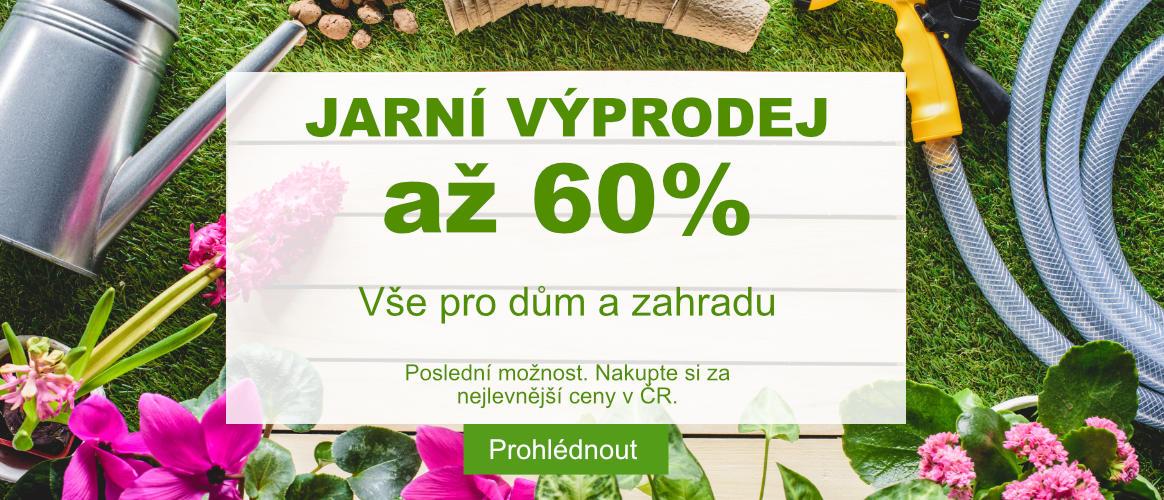 Jarní výprodej