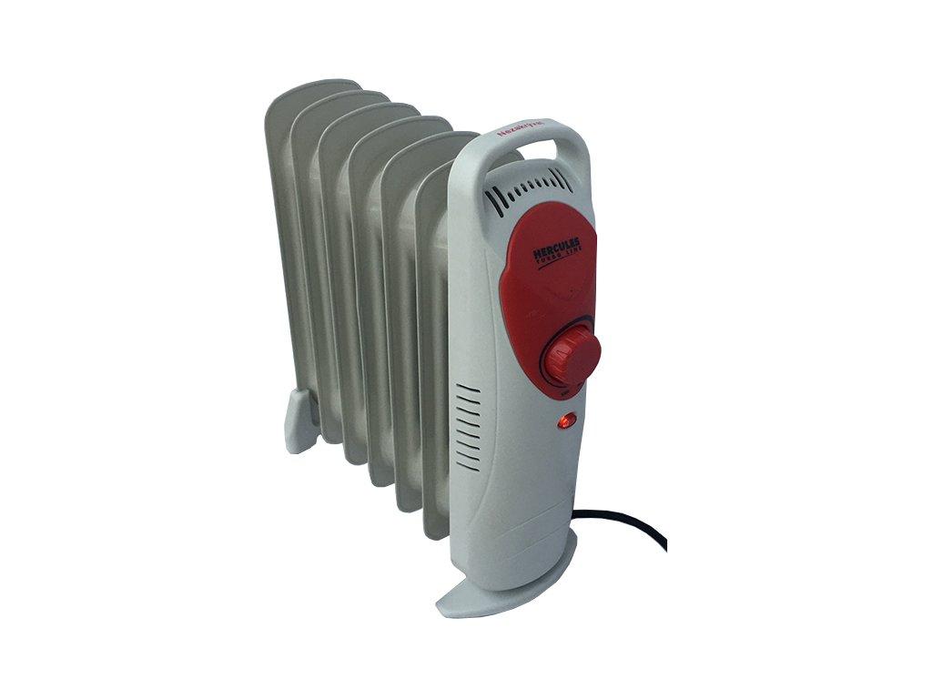 Olejový radiátor Hercules Turbo line 600 W