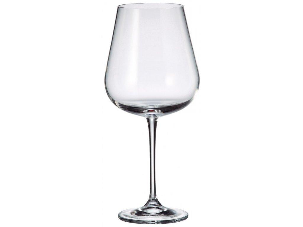 Sklenice na červené víno ARDEA 670ml 6 ks