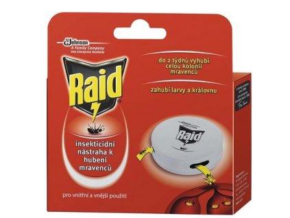 RAID PROTI MRAVENCŮM nástraha 1 pastička