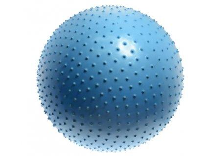 Sportwell Assort masážní míč 75 cm - MODRÝ