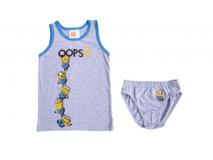 Dětská souprava spodního prádla Minion
