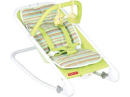 Patron kojenecké lehátko Relax lime zelená