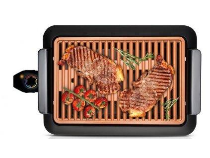 Elektrický gril Livington Smokeless Grill 40 x 36 x 8 cm